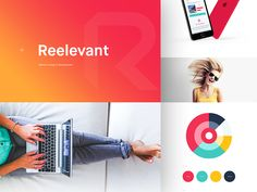 Reelevant - Behance Case Study by Balkan Brothers #Design Popular #Dribbble #shots