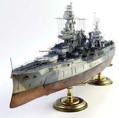 1/350 USS Texas BB-35 (Trumpeter)