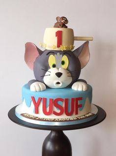 Good Ol' Tom and Jerry - Cake by Ramids