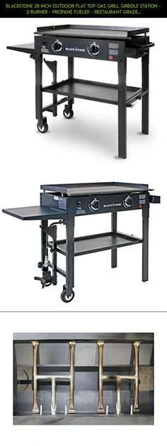 Blackstone 28 inch Outdoor Flat Top Gas Grill Griddle Station - 2-burner - Propane Fueled - Restaurant Grade - Professional Quality #parts #camera #fpv #products #tech #cooking #flat #racing #gadgets #shopping #drone #plans #top #technology #kit #outdoor