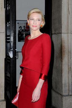 Cate. Cate Blanchett, Giorgio Armani, Daily Fashion, Fashion News, Tessa Thompson, Anya Taylor Joy, Best Actress, 15 Dresses, Film Festival