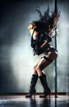 Pole dance @Rania Jaziri sign up today 202-997-8211