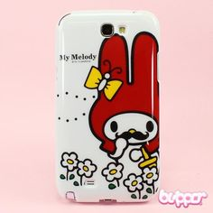 My Melody protective cover for Galaxy Note 2