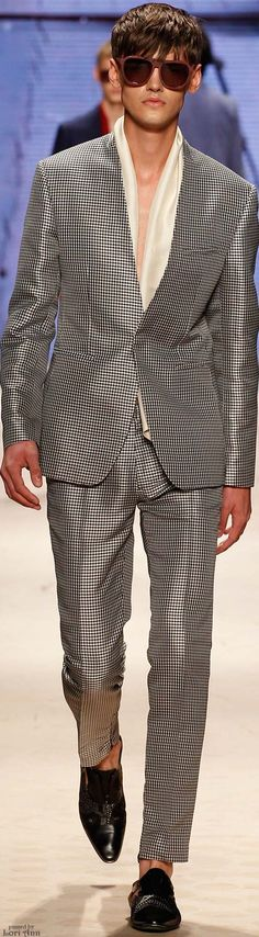 Etro Spring 2016 | Men's Fashion | Menswear | Moda Masculina | Shop at designerclothingfans.com