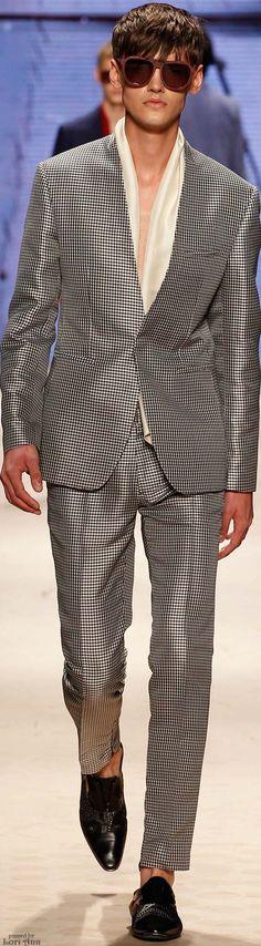 Etro Spring 2016 | Men's Fashion | Menswear | Moda Masculina | Shop at designerclothingfans.com