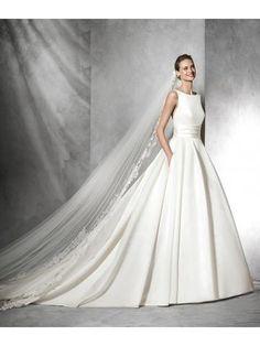 Preiswerte Modische Brautkleider in alle Stile