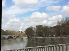 Marzo 2013. Roma, Trastevere