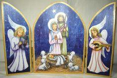 1.12 Escala Casa de muñecas en miniatura Rectángulo Marco Antiguo Portaretrato