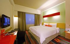 Fabulous Harris Hotel with Recommended Feature : Suite Room Harris Hotel