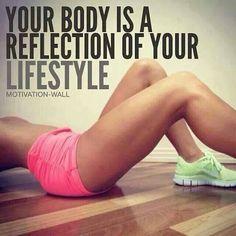 Make your body beautiful!!