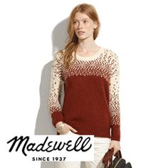 Madewell Sweaters 25% off #dealtrail