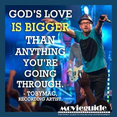 Amen! Thankful for TobyMac!