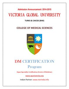 Direct Admission to DM certification programs