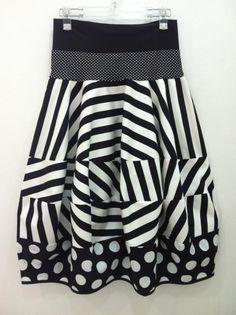 Balloon skirt 2