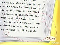 Paginanummer, regelnummer, woordnummer (evt. nog letternummer) - boek moet dan wel bijgeleverd worden denk ik