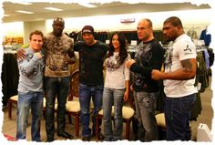 Beautiful UFC People