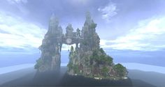 Clockwork Isle Minecraft Project