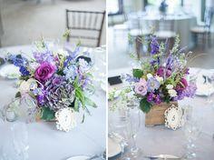 Sweet Root Village: Wedding Flowers: Lovely Lavender at Whitehall Manor in Leesburg, VA