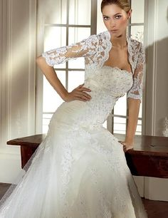 wedding gowns wedding gowns, lace jacket