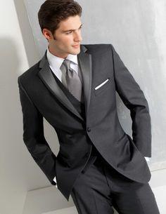 Charcoal tuxedo                                                                                                                                                                                 More