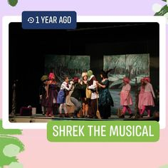 Shrek The Musical, another show that I had the chance of costuming. This was a huge show. Lord Farquaad, Shrek, Musicals, Costumes, Movies, Movie Posters, Instagram, Dress Up Clothes, Films