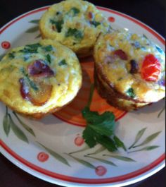 Muffin Omelet Recipe