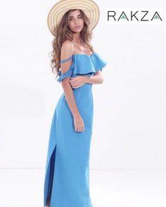 Vestido @rakza_lovely Espectacular!  el #Outfit ideal para el fin de semana. #Loveit #Vestido  Contacto  Raksa_lovely@hotmail.com Conoce más de esta hermosa propuesta en:  @rakza_lovely    DIRECTORIO MMODA  #Tendencias con sello Venezolano  #DirectorioMModa #MModaVenezuela #DiseñoVenezolano #Venezuela #Love #beautiful #summer #dress #vestido #style #look #outfit #shopping #moda #fashion #yousodiseñovenezolano