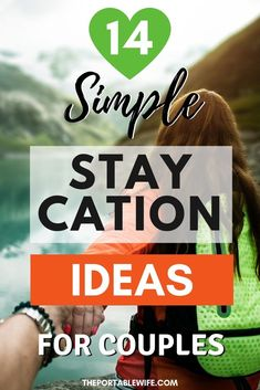 These staycation ideas for couples are full of romantic ideas for a weekend getaway, or a fun night in. Spend a weekend away in a nearby city, or do some backyard camping. Plan your next Valentines Day ideas or anniversary gift with this staycation guide. #romance #staycation #travel #datenight #couplestravel Cheap Weekend Getaways, Weekend Getaways For Couples, Weekend Trips, Romantic Weekend Getaways, Romantic Vacations, Romantic Travel, Voyager Loin, Another A, Backyard Camping