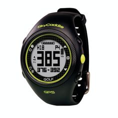 SkyCaddie Sport Series GPS Watch (Black)