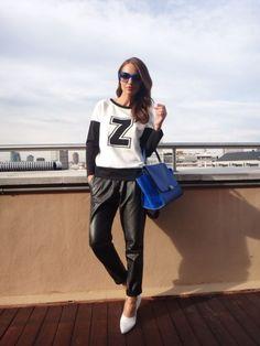 Urban Fashion, Womens Fashion, Sporty, My Style, Bomber Jackets, Pants, Fashion Street Styles, Feminine Fashion, Celebs