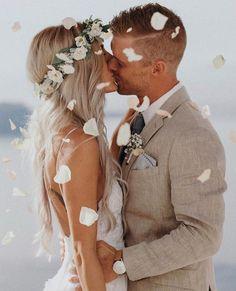mariage sur une plage...
