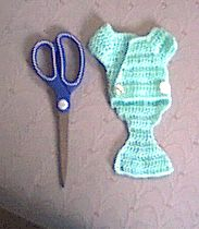 micro preemie onesie ~ hospitals are often in need of preemie clothes