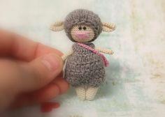 Crochet Pattern Bundle Amigurumi Sheep by PinkMouseBoutique