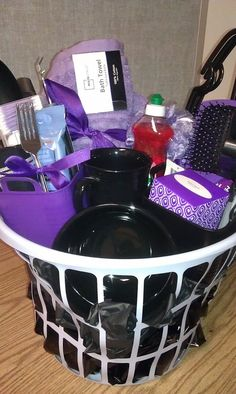 High Quality College Dorm Gift Baskets   Google Search | MomofLaurandMor | Pinterest |  College Dorm Gifts, Dorm And College Part 3
