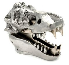 """oh did you borrow my staple remover? yeah which one is it? oh its the DINOSAUR HEAD"" im getting this."