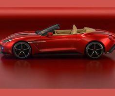 Aston Martin presentó su Vanquish Zagato Volante. #astonmartin #car #cars #auto #automóvil #automobile