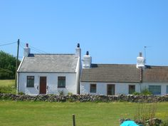 Anglesey cottages, Moelfre