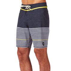 Quiksilver East Side Stripe Calções de praia - Mo Biarritz Stripe Navy Blazer | Entrega gratuita