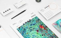 Modern museum-inspired branding for consultancy firm