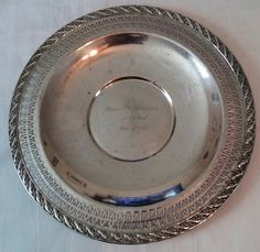 antique silver serving tray rogers and son 2021 | Antiques, Silver, Silverplate | eBay!