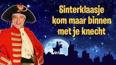 Sinterklaasliedje: Sinterklaasje kom maar binnen met je knecht - Piet Pi...