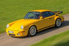 3 legendäre aufgeladene Porsche 911: Die spektakulärsten Turbo-Elfer