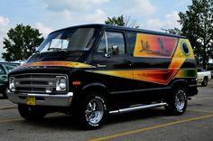 70's Dodge Tradesman