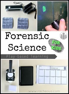 Forensic Science things to go to college for
