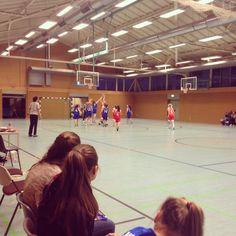 ~Basketballspiel Frauen~