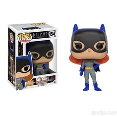 Batgirl Animated Funko Pop Vinyl Figure