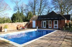 Riverside Lodge, Holiday Cottage in Winchester, Hampshire