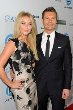 Cute couple alert! Julianne Hough and Ryan Seacrest