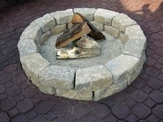 How to Make a Backyard Fire Pit : Outdoors : Home & Garden Television
