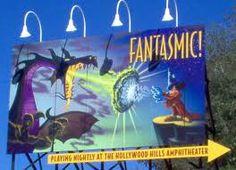 fantasmic walt disney world